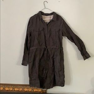 A slightly used demon dress